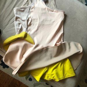 Adidas by Stella McCartney Barricade Dress/ shorts